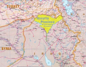 new-assyrian-province
